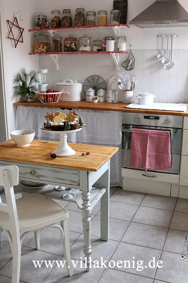 Christmas Kitchen   Villa König