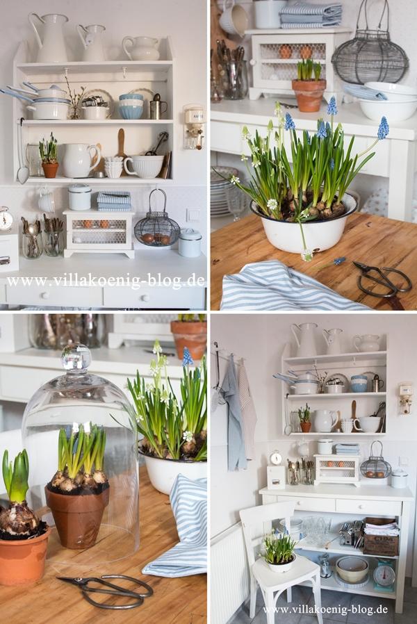 Küche Frühling