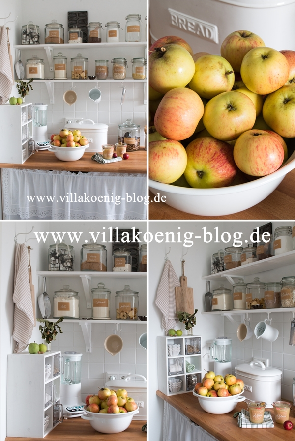 Küche Herbst