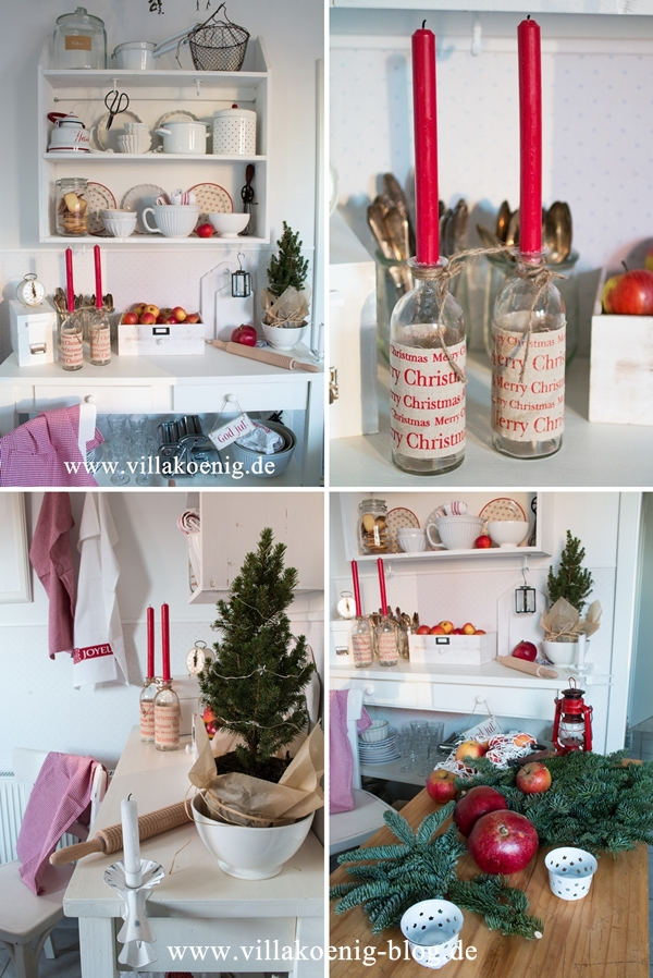 Küche Weihnachten1