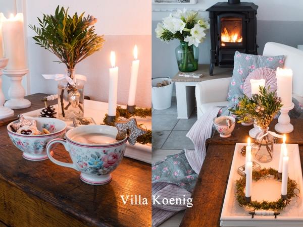 Weihnachtlich Gemütlich | Villa König