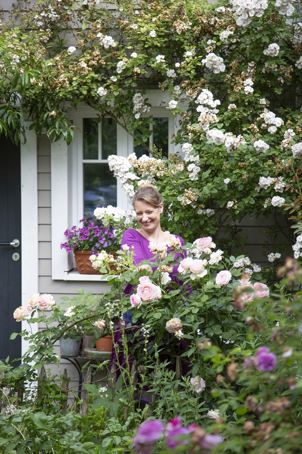 Sarah S Cottagegarten Villa Konig